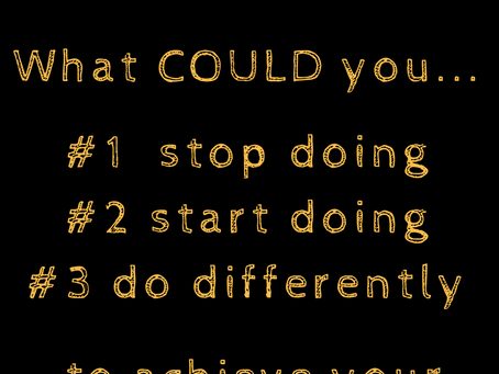 3 Powerful Questions to Reach Your Goal