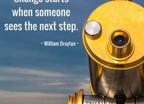 What's Your Next Step?
