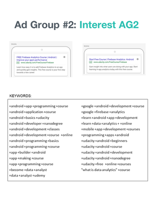 Firebase Analytics Android Google Ads 08