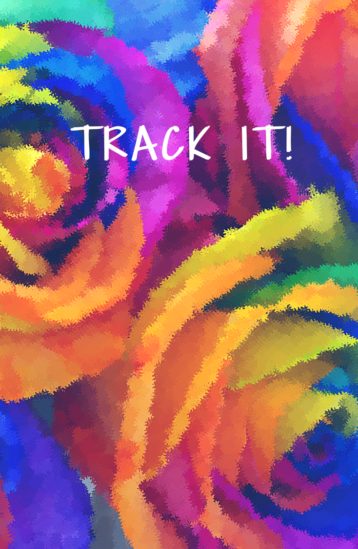 Track It! (food & activity journal) by Shawndra Holmberg