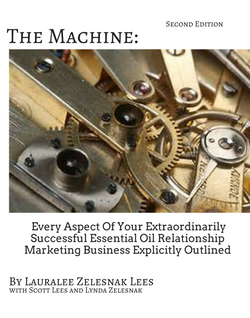 The Machine by Lauralee Zelesnak Lees