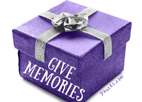 Holiday Gifts - Give Memories