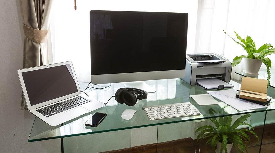 create the space to write