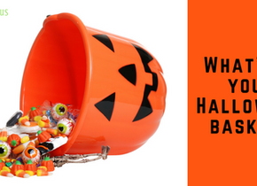 What's in your Halloween basket?