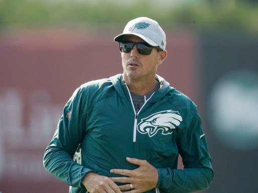 Report: Eagles' special teams coach Dave Fipp out of Philly