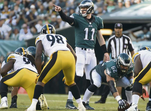 Eagles Catch a Break in Week 5 Matchup against the Steelers