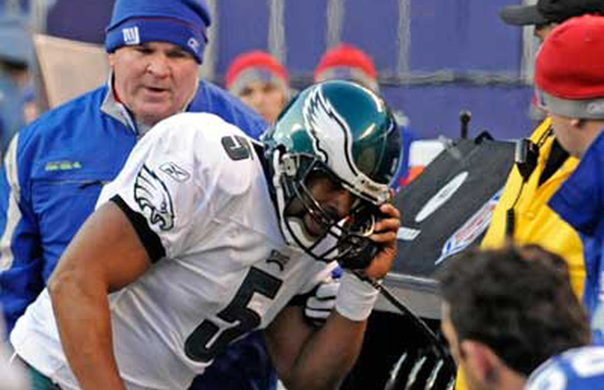 Top 5 Eagles-Giants Moments Since 2000