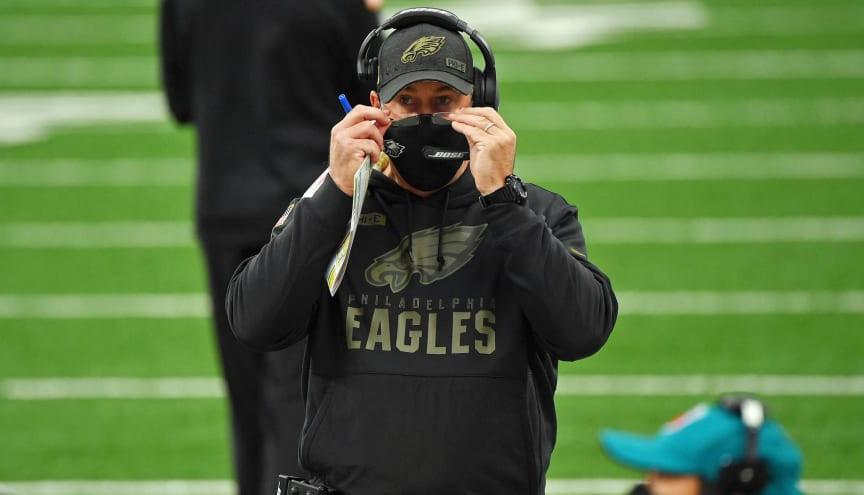 Doug Pederson Out as Head Coach