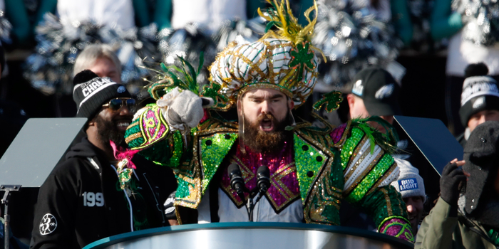 C Jason Kelce coming back for 2021