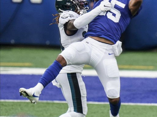 Takeaways from Eagles' loss to Giants