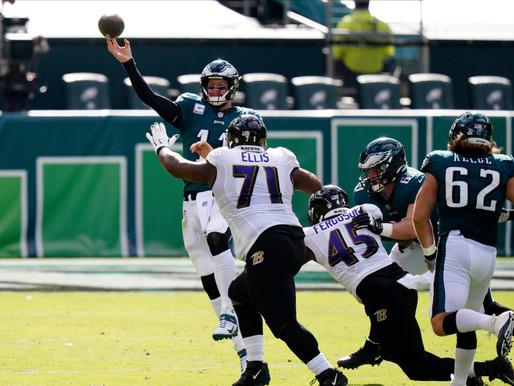 Takeaways from Narrow Week 6 Loss to Ravens
