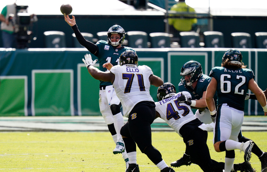 Takeaways from Narrow Week 6 Loss to Ravens