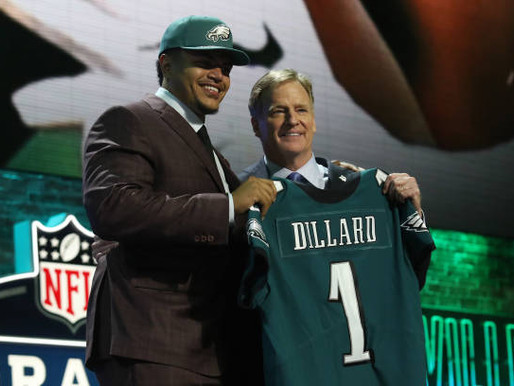 Football Outsiders Grading Eagles' Young Talent