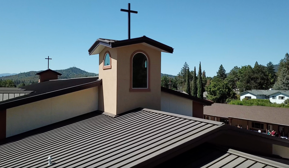 Video of New Church
