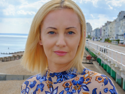 Conversation with Karolina Jobson (Budzińska) - Polish psychologist who lives and works in England