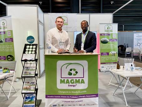 Partenariat MAGMA Energy® / EnerBioFlex
