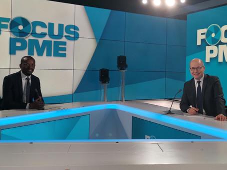 Interview de Thierry GAHAMANYI par BFM Business