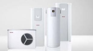 Stiebel Eltron Heat Pump Range