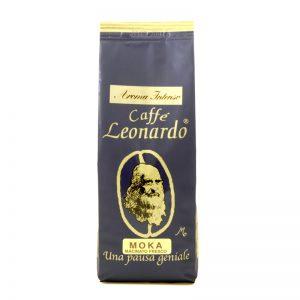 Caffe' Leonardo Aroma Intenso Ground Coffee 250gr