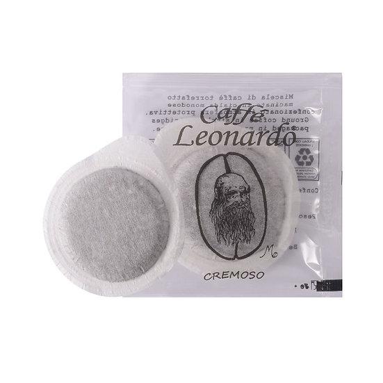 Caffe' Leonardo Cremoso ESE Paper Pod