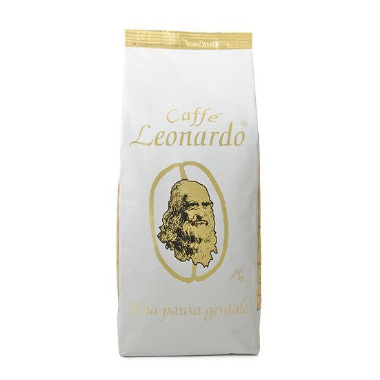 Caffe' Leonardo Fiorenza Coffee Beans 1kg