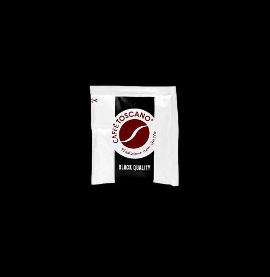 Caffe' Toscano Black ESE Paper Pods