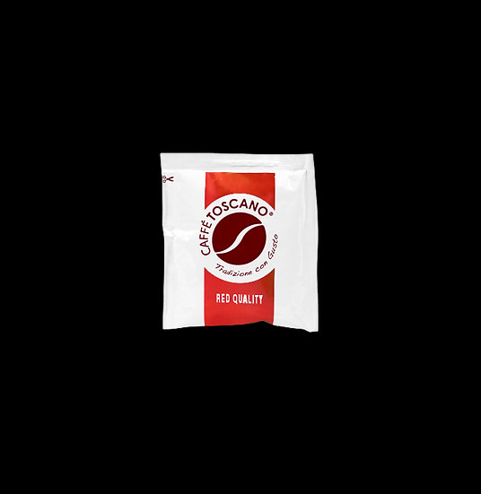 Caffe' Toscano Red ESE Paper Pods