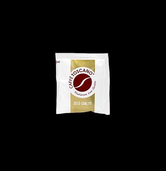 Caffe' Toscano Gold ESE Paper Pods