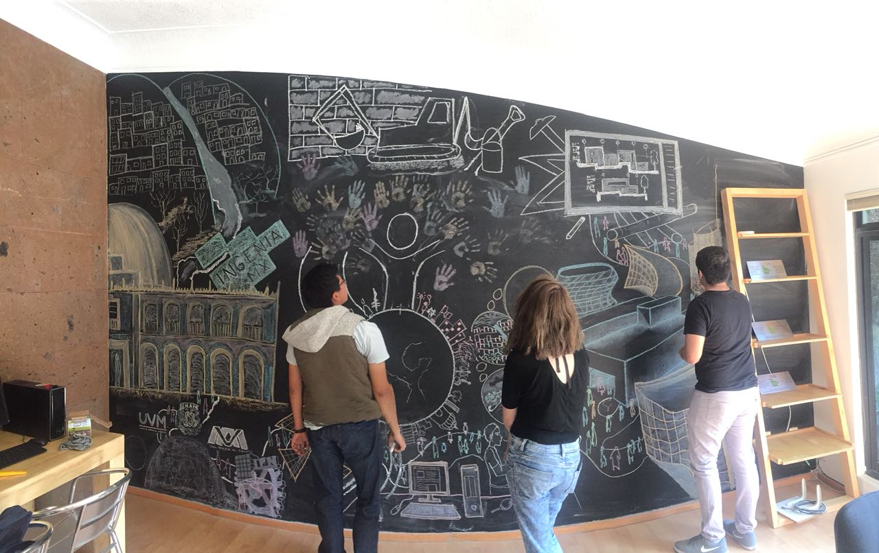 Mural 4ª Generación