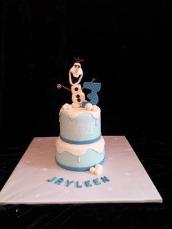 Frozen Olaf