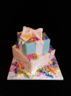 Splatter Gift Box
