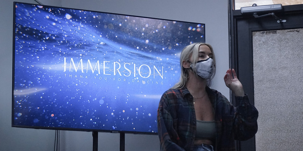 Immersion Dance Experience V