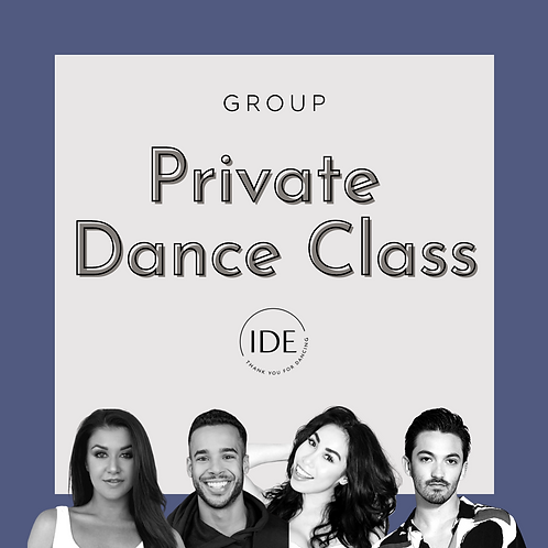 Group Private Dance Class