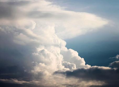 September 12, 2018 - Clouds
