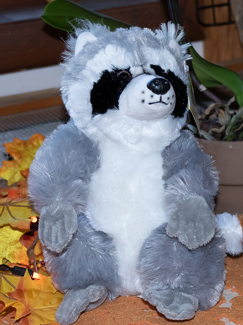 Plush Raccoon