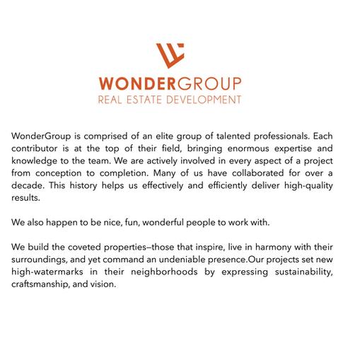 WonderGroup, LLC