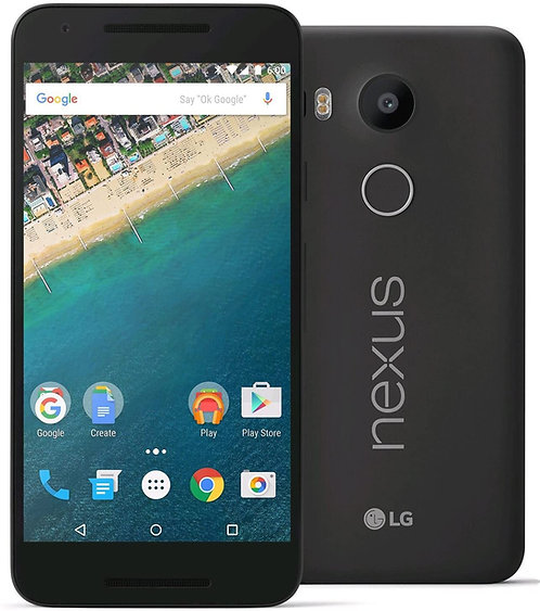 LG Nexus 5X Unlocked Smartphone In Discount Price