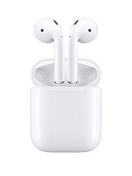 Original Apple Air-Pods (2nd Generation) Wireless Headphones -White