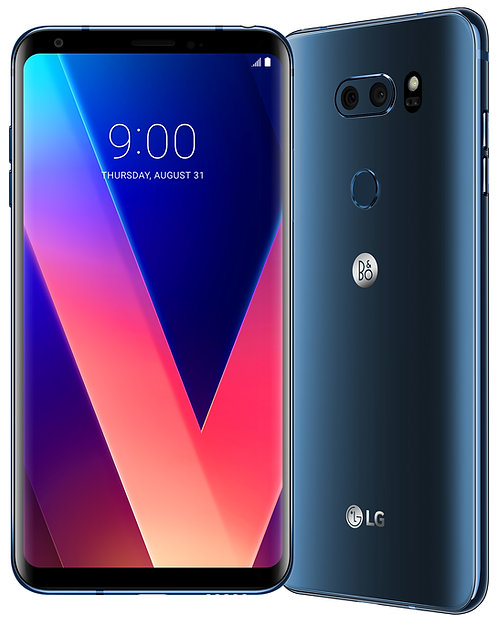 LG V30 64GB Unlocked Mobile Phone