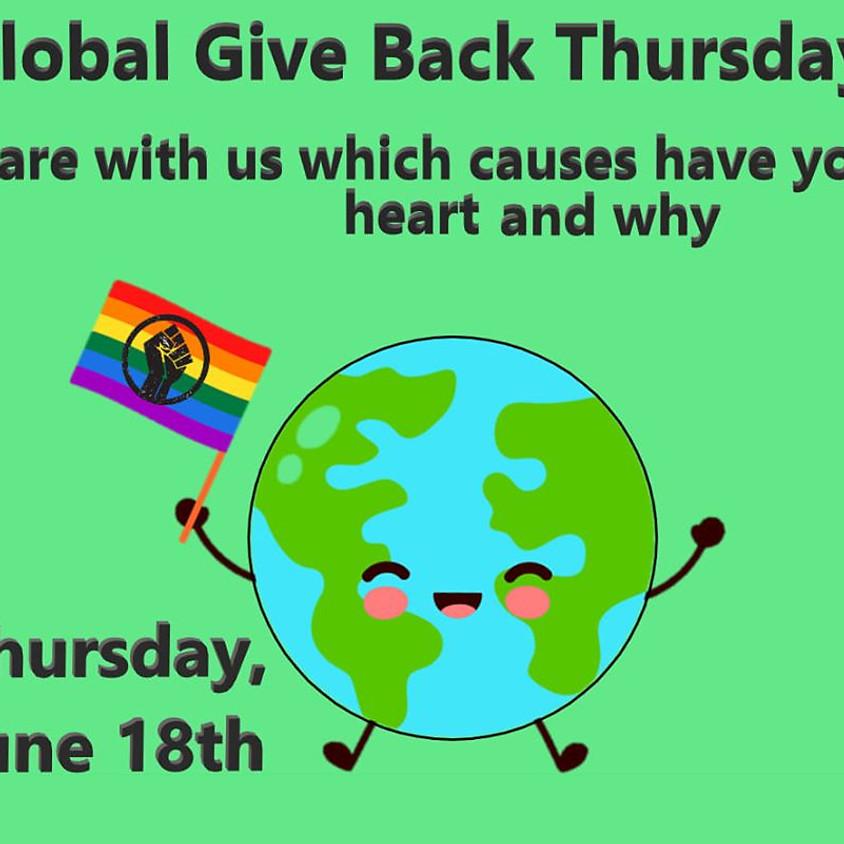 Global Give Back Tuesday