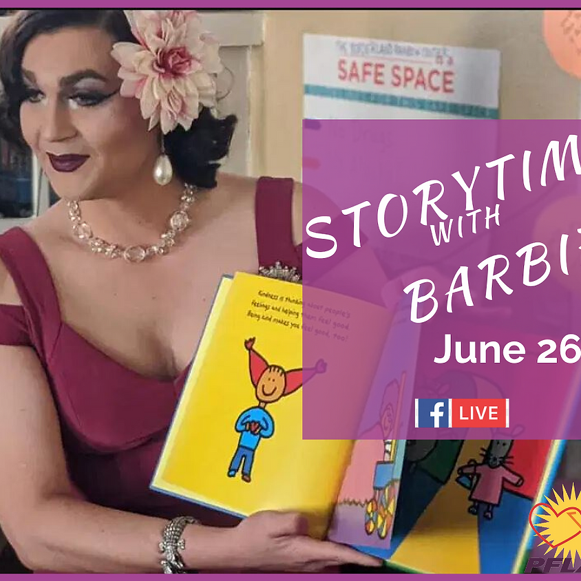 Storytime with Barbie