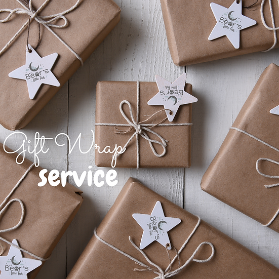 Giftwrap and Greetings Card Service