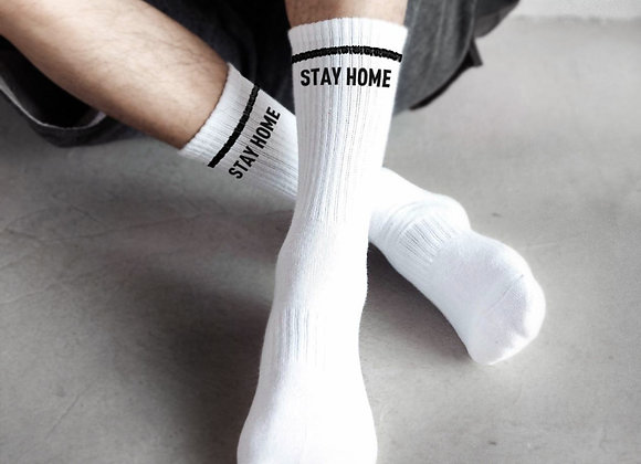 Pack 5 #STAYHOME Unissexo (1€ SNS)