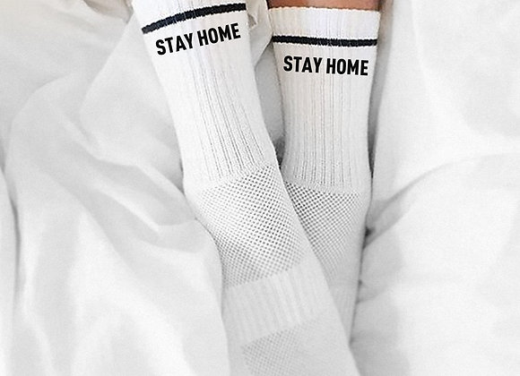 Pack 3 #STAYHOME Unissexo (0,50€ SNS)