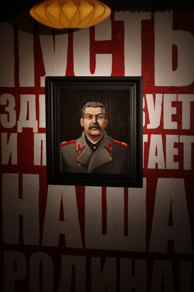 I, Stalin
