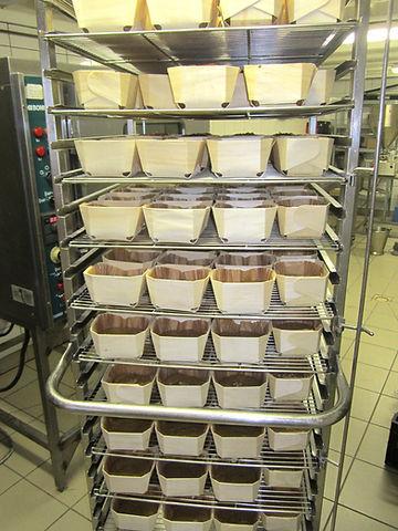 cuisson des pains d'épices 300 gr