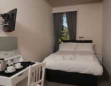 One of our garden view double rooms...we have three of them...