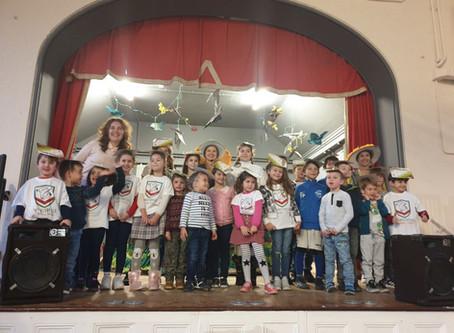 Магията на българския театър за децата ни в Есекс
