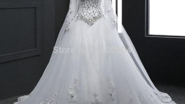 Vestido de Novia - N0010