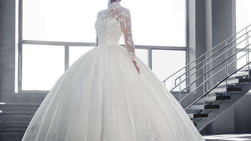 Vestido de Novia - N0007